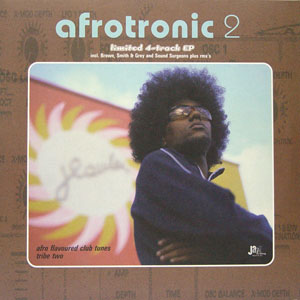 """Various/AFROTRONIC 2 EP 12"""""""