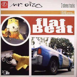 """Mr. Oizo/FLAT BEAT 12"""""""