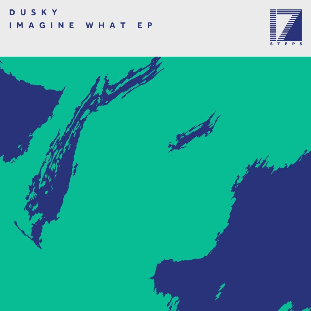 "Dusky/IMAGINE WHAT EP 12"""