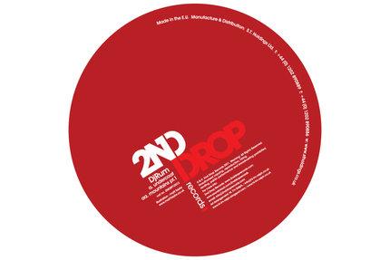 """DjRum/MOUNTAINS EP PT. 1 12"""""""