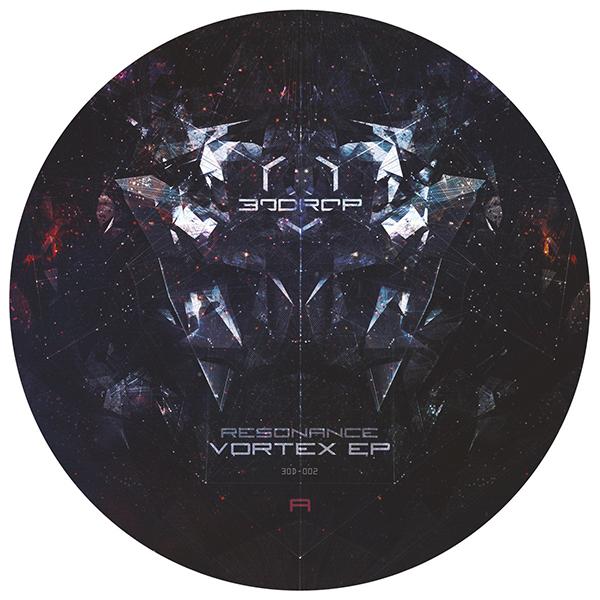 """30drop/RESONANCE VORTEX EP 12"""""""