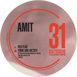 Amit/RED FLAG 10""