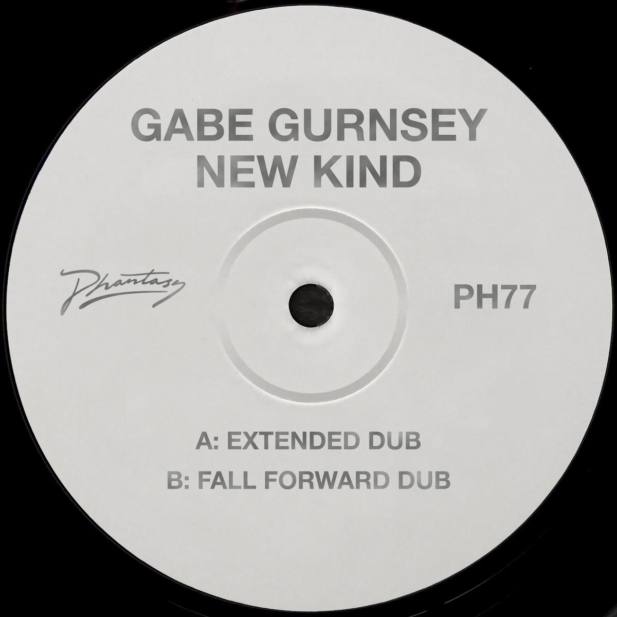 "Gabe Gurnsey/NEW KIND 12"""