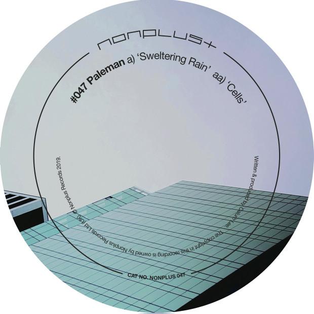 "Paleman/SWELTERING RAIN 12"""