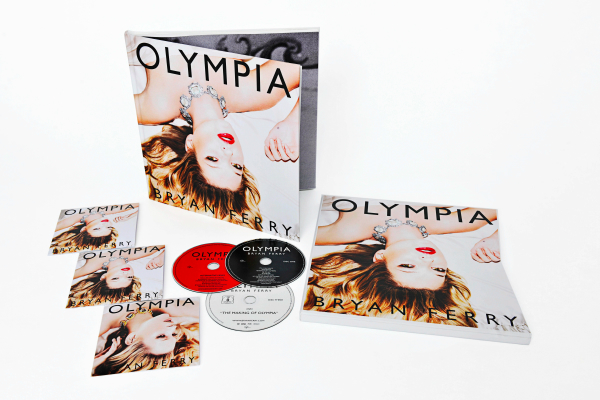 Bryan Ferry/OLYMPIA BOXSET DCD+DVD+BOOK