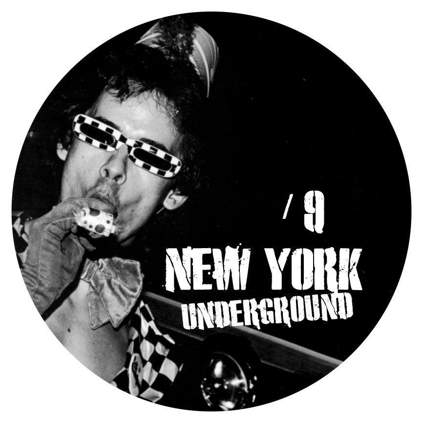 "Various/NEW YORK UNDERGROUND #9 12"""