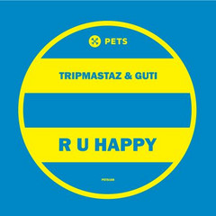 Tripmastaz & Guti/R U HAPPY 12""
