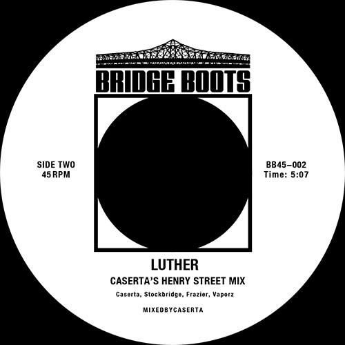 """Caserta/LUTHER 7"""""""