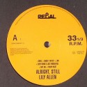 Lily Allen/ALRIGHT, STILL (BONUS TRX) LP