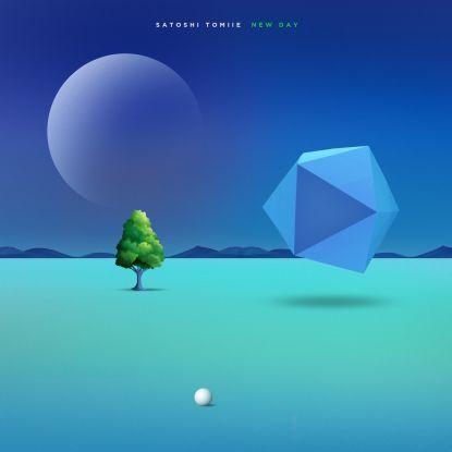 Satoshi Tomiie/NEW DAY (2015 ALBUM) DLP