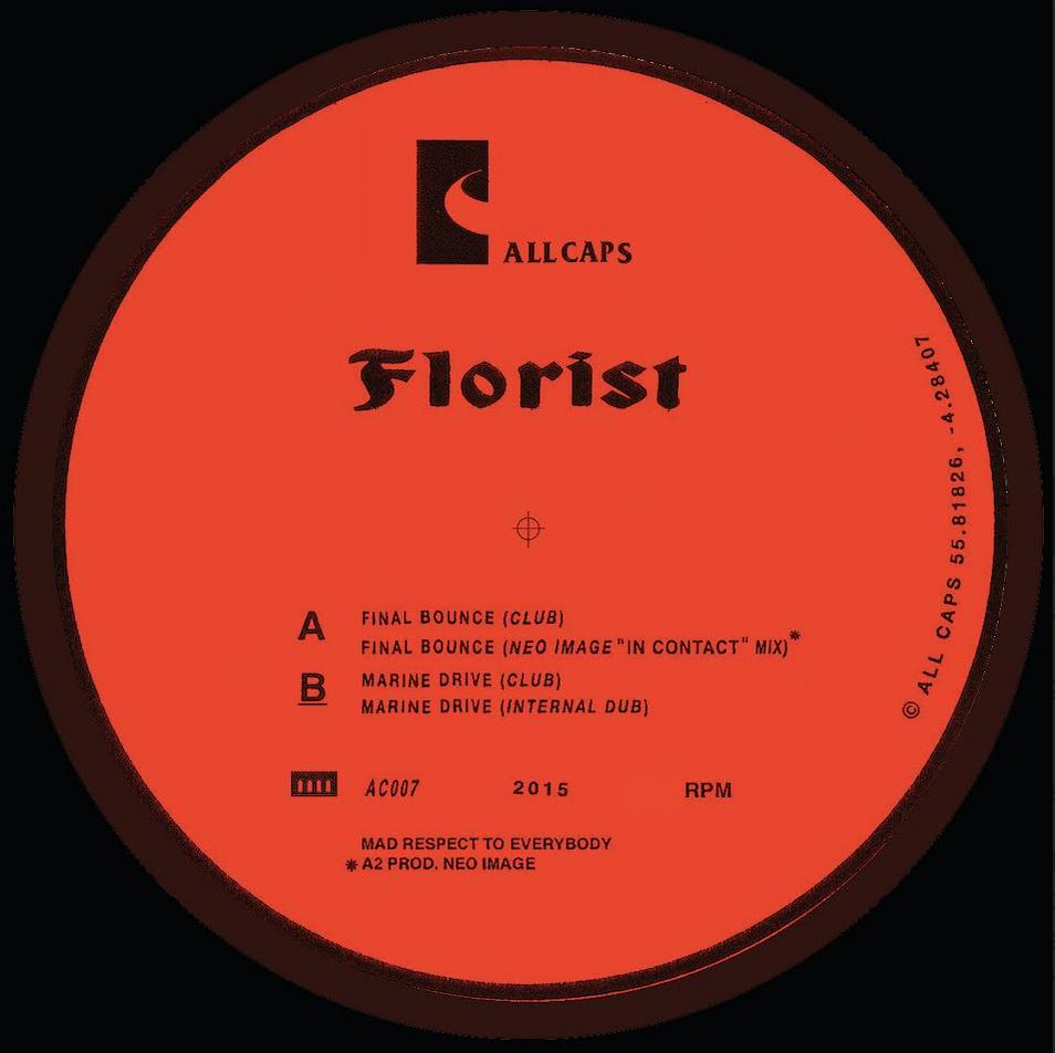 "Florist/PHENOMENA EP 12"""