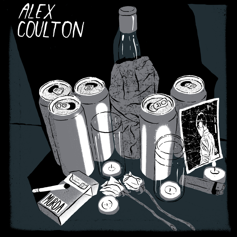 """Alex Coulton/MURDA 12"""""""