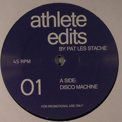 Pat Les Stache/ATHLETE EDITS VOL.1 12""