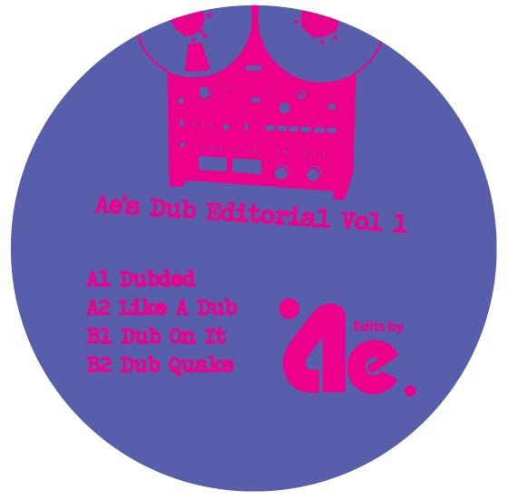 Andrew Emil/AE'S DUB EDITORIAL VOL 1 12""