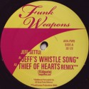 """Jeff Settle/WHISTLE SONG-FK5 REMIX 12"""""""