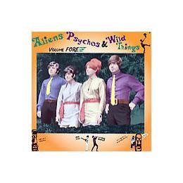 Various/ALIENS PSYCHOS VOLUME FORE CD