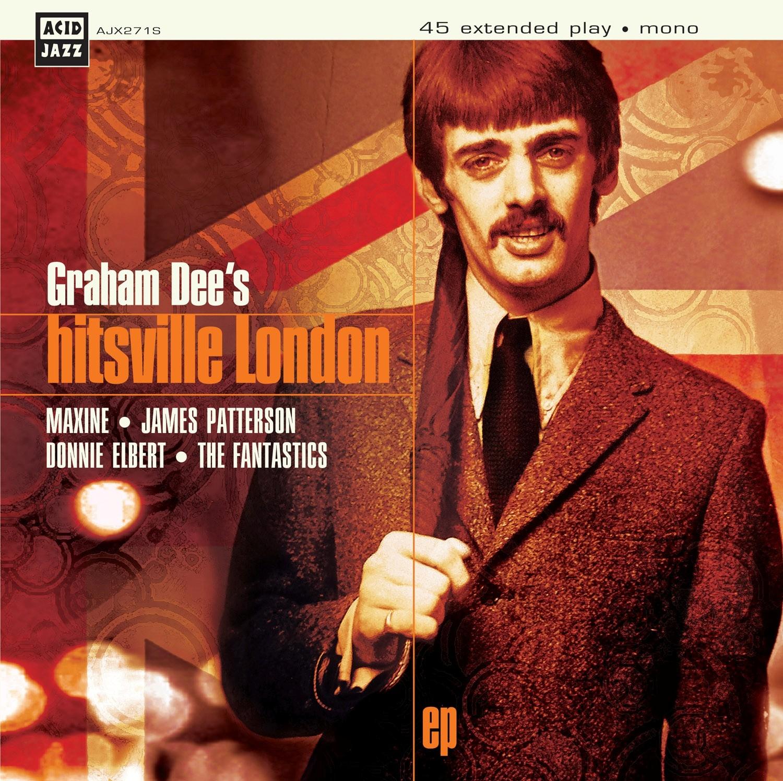"""Graham Dee/HITSVILLE LONDON  7"""""""