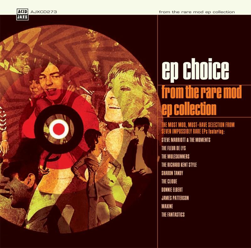 Various/EP CHOICE - RARE MOD SINGLES CD
