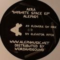 """Aera/INFINITE SPACE EP 12"""""""