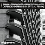 Billion/DEFENCE (SKEPTICAL REMIX) 12""