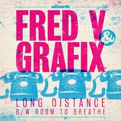 """Fred V & Grafix/LONG DISTANCE 12"""""""