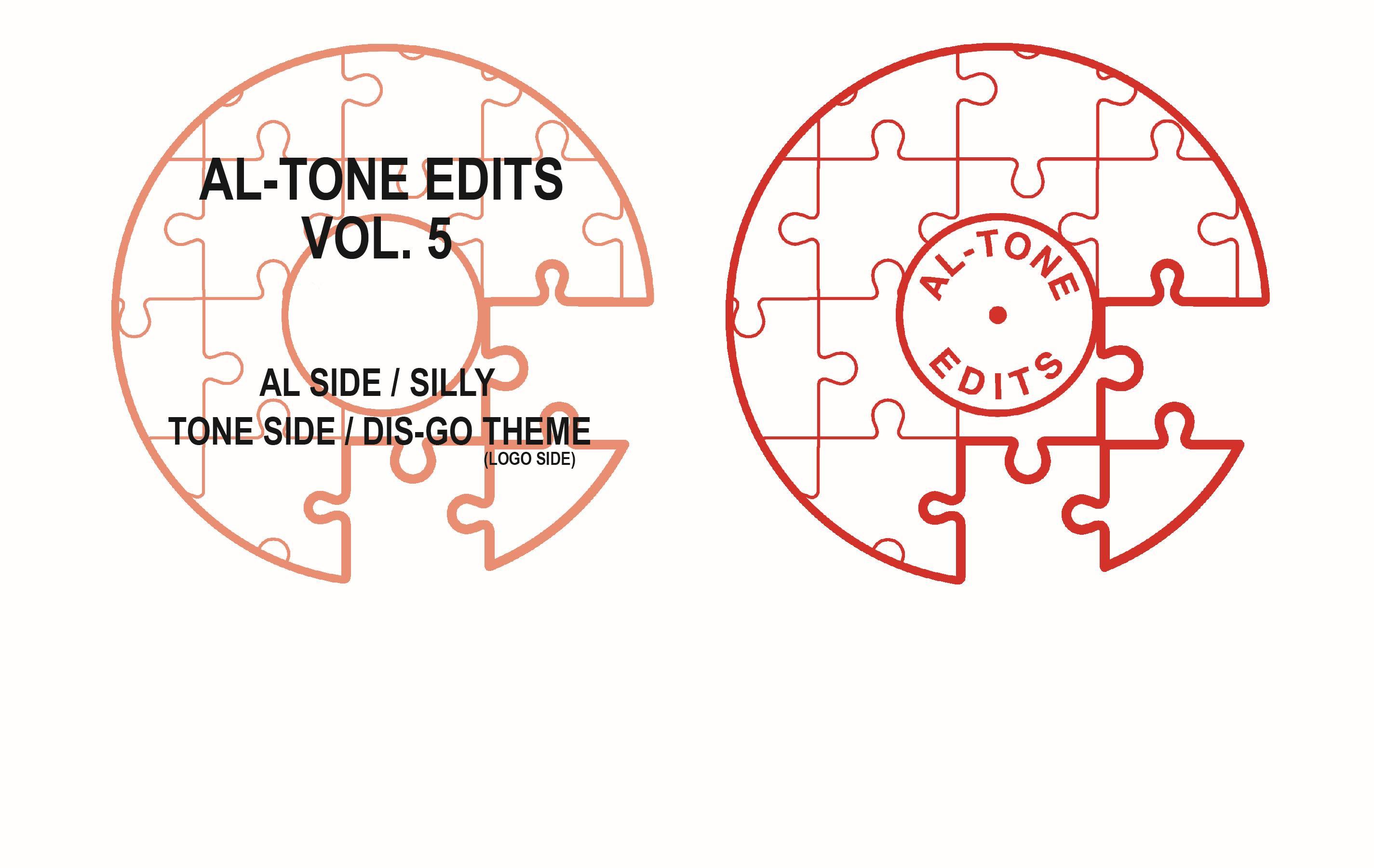 """Al-Tone Edits/0005 (VOL. 5) 7"""""""