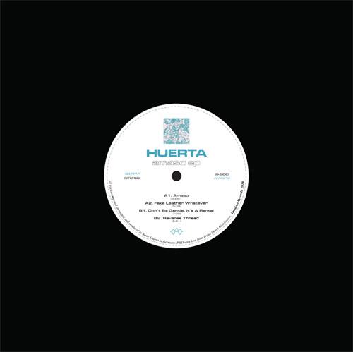 """Huerta/AMASO EP 12"""""""