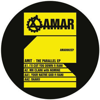 Amit/THE PARALLEL EP 12""