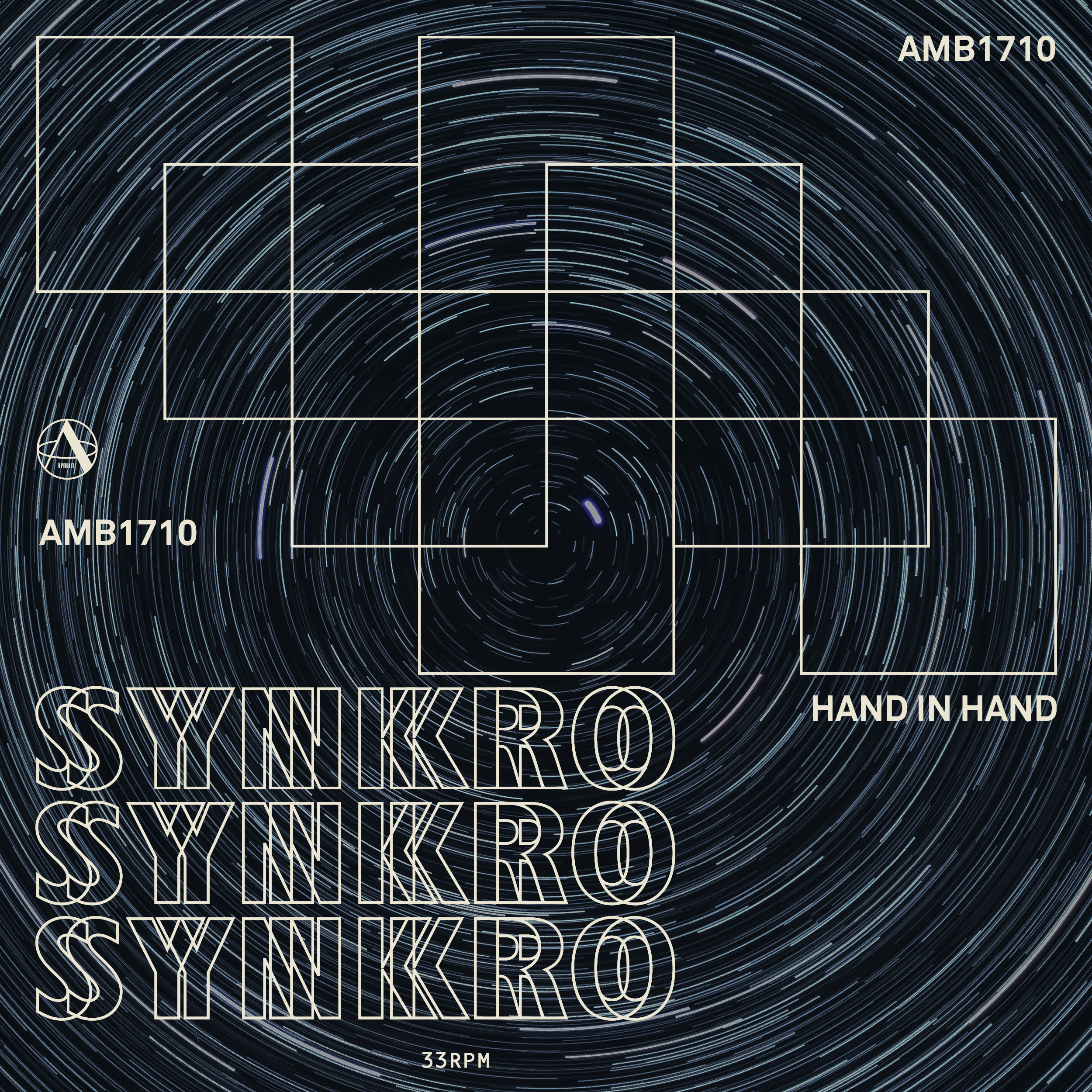 Synkro/HAND IN HAND 12""