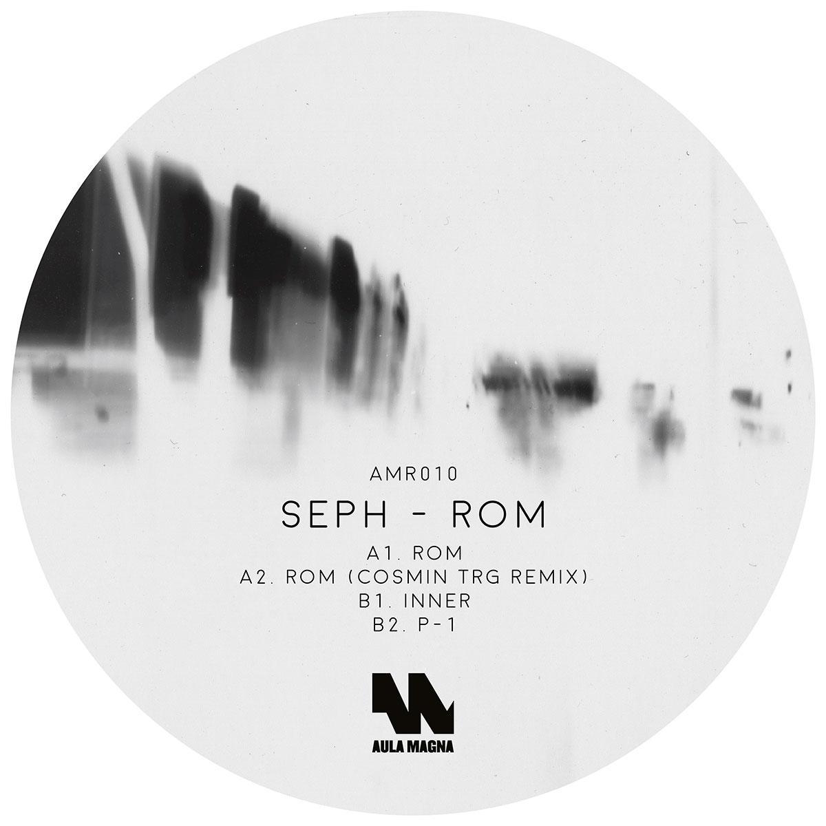 "Seph/ROM (COSMIN TRG REMIX) 12"""