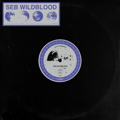 """Seb Wildblood/GRAB THE WHEEL EP 12"""""""