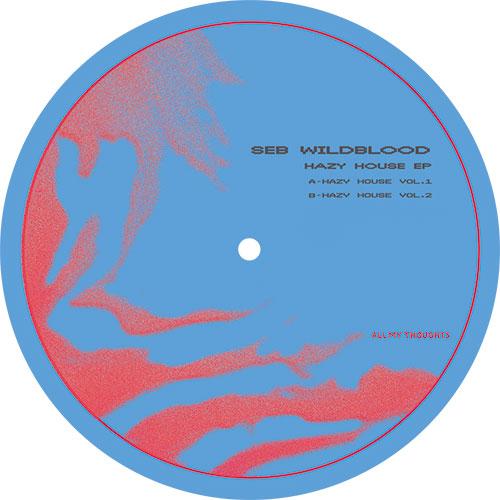 "Seb Wildblood/HAZY HOUSE EP 12"""