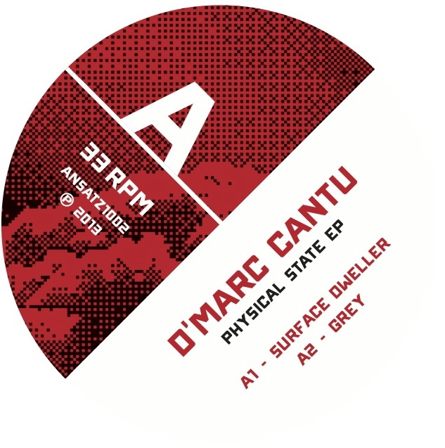 D'Marc Cantu/PHYSICAL STATE EP 12""