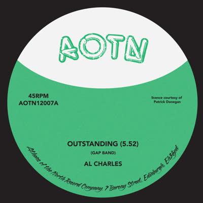"Al Charles/OUTSTANDING 12"""