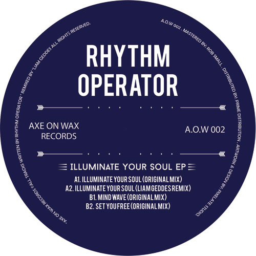"Rhythm Operator/ILLUMINATE YOUR SOUL 12"""