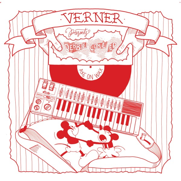 "Verner/DEBBIE COKE EP 12"""
