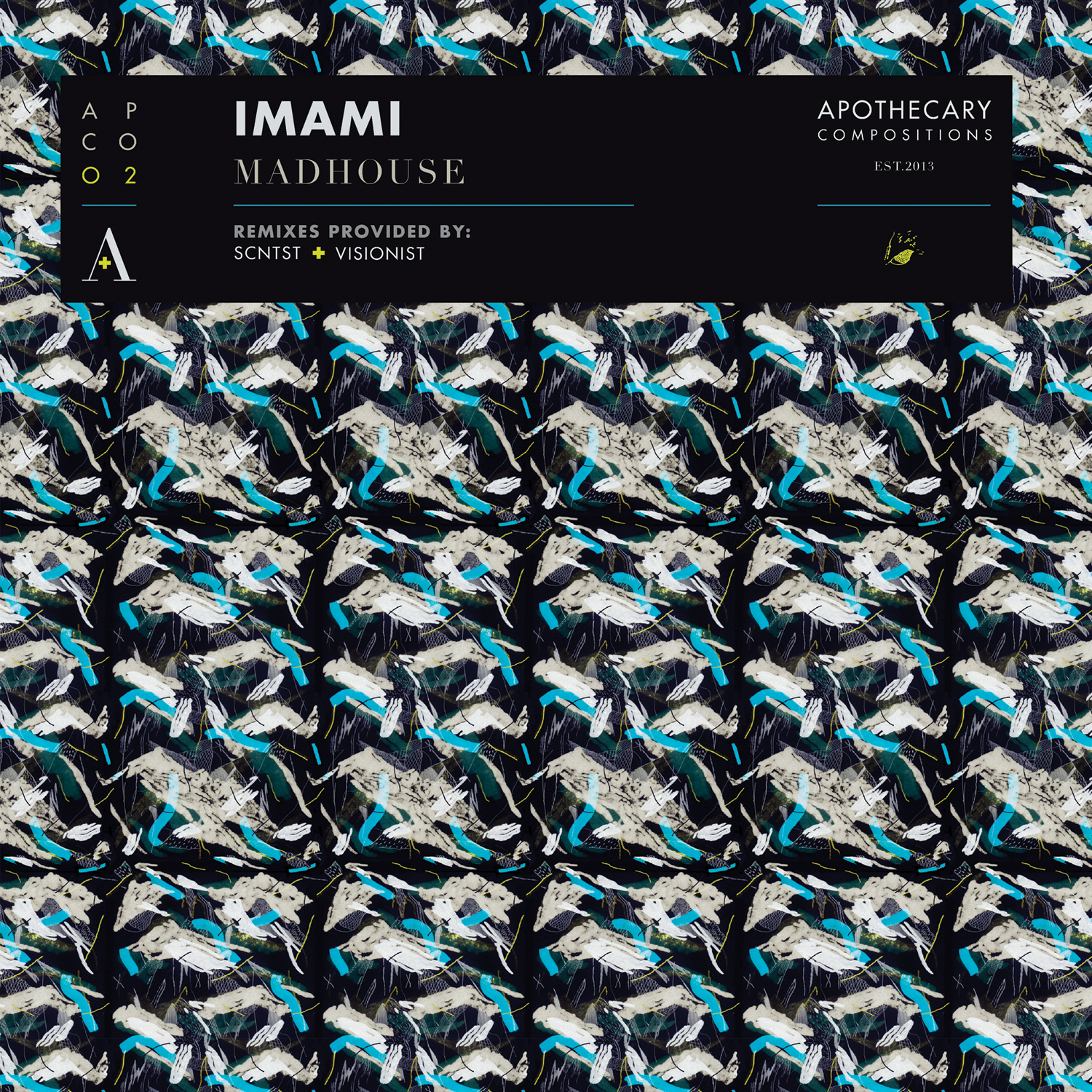Imami/MADHOUSE (WHITE VINYL) 12""