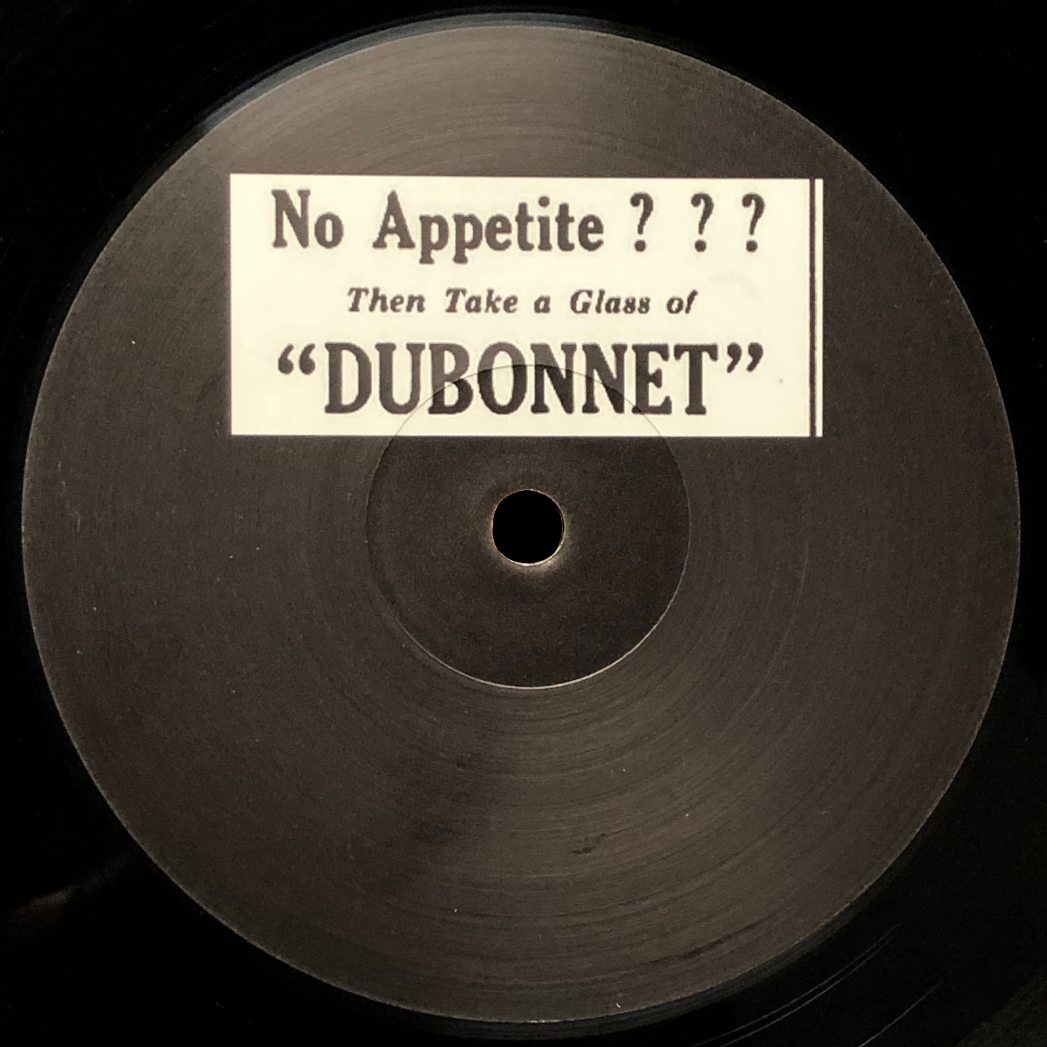 Delroy Edwards/DUBONNET 12""