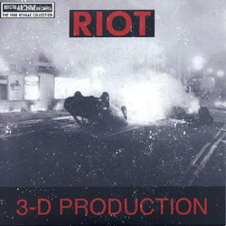 3D Production/RIOT - REARRANGE (VER) 7""