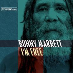 Bunny Marrett/I'M FREE  LP