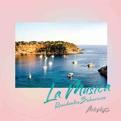 "Residentes Balearicos/LA MUSICA EP 12"""