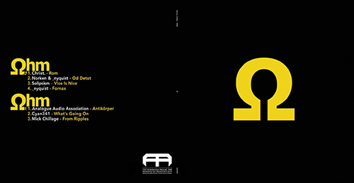 Various/OHM LP