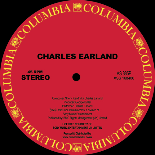 Charles Earland/COMING TO YOU LIVE 12""