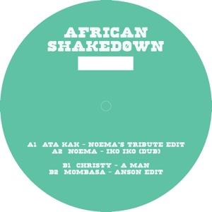 "Various/AFRICAN SHAKEDOWN 12"""