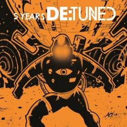 Various/5 YEARS DE:TUNED 5LP