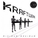 Kraftwerk/MINIMUM-MAXIMUM LIVE 4XLP