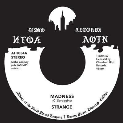 """Strange/MADNESS 7"""""""