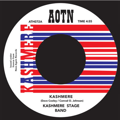 "Kashmere Stage Band/KASHMERE 7"""