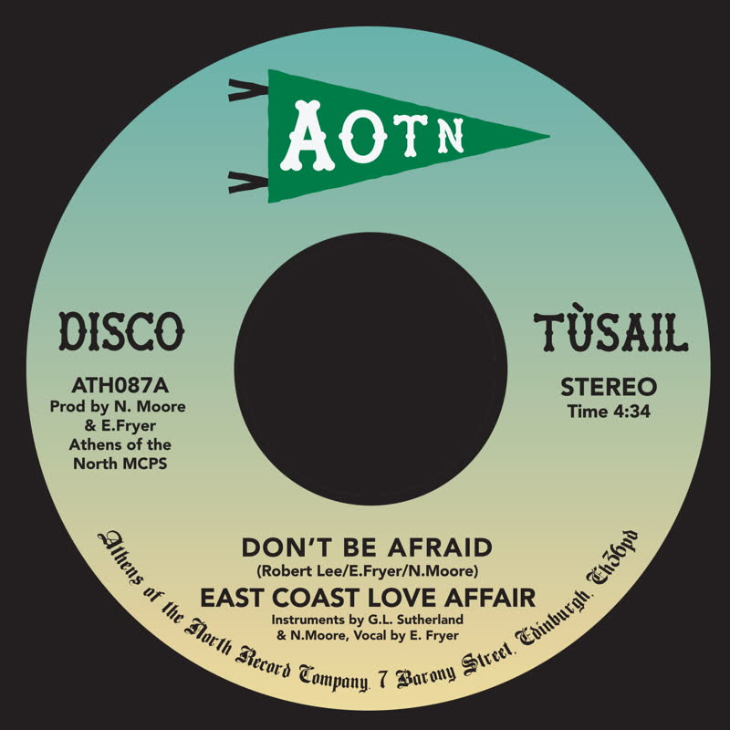 East Coast Love Affair/DON'T BE... 7""