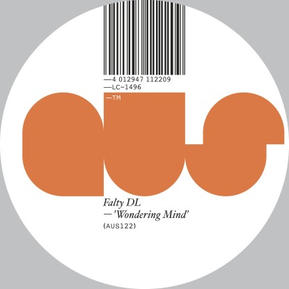 Falty DL/WONDERING MIND 12""